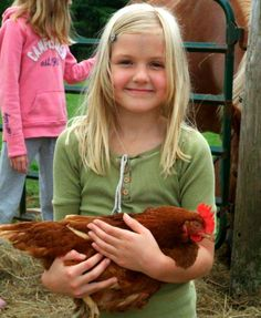 Open Farm Day - bring your family out to meet #NovaScotia's hardworking local #farmers