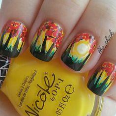 lbc_chick #nail #nails #nailart