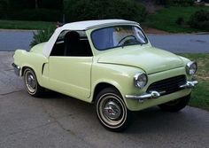 52d2760b9f6d Arcturus concept car Fiat 600, Fiat Abarth, Steyr, Small Cars, Counting Cars