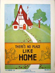 Visual Aid Number 26 Vintage Poster