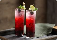 blackberry mojito recipe