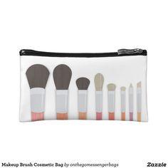 Makeup Brush Cosmetic Bag