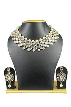 VVS Jewellers White Pearls Gold Tone Ethnic Indian Weddin... https://www.amazon.com/dp/B0794WDH3M/ref=cm_sw_r_pi_dp_U_x_kd4fBb2GZHSVP