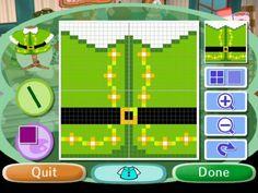 Animal Crossing Designs, Pattern: Elf