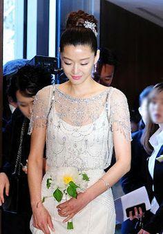 Jewel Me Love: Jun Ji-hyun Married Today