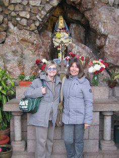 Visitando a Nuestra Señora del Valle – Gruta de Choya – Catamarca –  Noroeste Argentino.