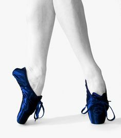 Blue Shoes by Katherine Watson