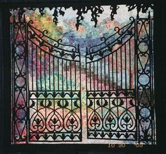 Image result for silhouette quilt