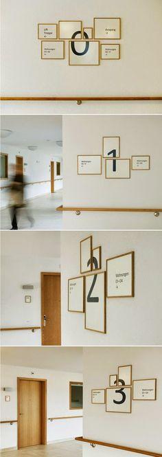 Inspiration vintage pour les nouveaux it-cadres Cadre Design, Office Graphics, Office Branding, Deco Boheme, Space Interiors, Wayfinding Signage, Interior Accessories, Plant Decor, Frames On Wall