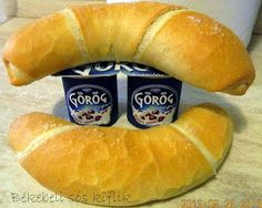 Hot Dog Buns, Hot Dogs, Bakery, Food And Drink, Breakfast, Breads, Diy, Brot, Morning Coffee