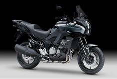 Kawasaki Versys 1000 #motorcycles Dont know why, but I really love this bike!