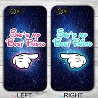 Wish | BFF Best Friend Cute Girls Hard Phone Case Cover for iPhone 5S 6S 6 Plus 5 5C 4S