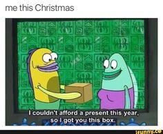 box, merry, christmas