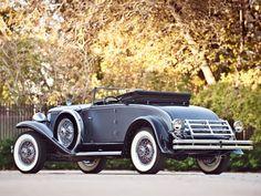 1930 Duesenberg Model-J 331-2347 Convertible Coupe Murphy