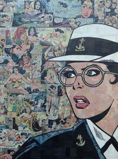 Diana Prince (WW) by Mike Alcantara