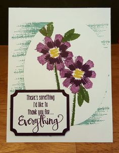 Stampin' Up! April 2016 Paper Pumpkin extra set, By Amy doening