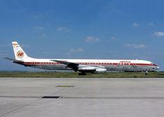 Iberia McDonnell-Douglas DC-8-63