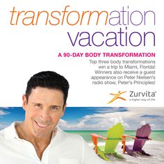 Join our challenge and you could win a trip to Miami, Florida!  Join me and let's get beach body ready NOW!   http://www.zealaday.com