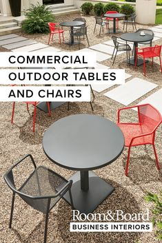 More than just modern, our commercial outdoor dining tables, chairs and benches feature durable, low-maintenance materials. Outdoor Tables And Chairs, Dining Tables, Outdoor Dining, Outdoor Furniture Sets, Outdoor Decor, Commercial Furniture, Commercial Interiors, Selling Design, Modern Spaces
