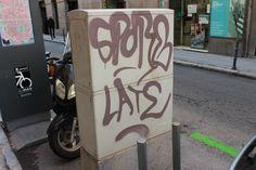 C/ Marqués de Cubas, 23. Barrio Huertas y Las Letras. Madrid. 2015.