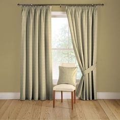 These Tokyo ready-made curtains feature a subtle pattern of small squares in various natural, neutral shades, giving the curtains an interesting yet unobtrusive design. The in natural, cream colours will coordinate well with most styles of décor and give your room a cool and airy feel, opening up the space and emphasising the natural light within your home. Matching tie backs and cushion covers are also available if you wish to coordinate your room's overall colour scheme.