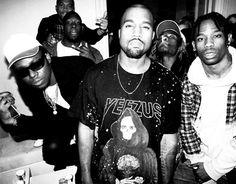 Kanye West & Travis Scott