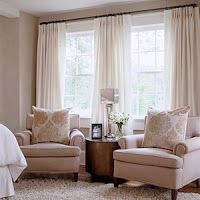 window treatments for living room. MASTER Bedroom window  Calm and Collected Not just for the bedroom this setting vignette would work well anywhere in house The Best Luxury Living Room Designs from Our Favorite Celebrities
