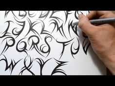 Design your tattoo font – Tattoo 2020 Cool Letter Fonts, Cool Fonts Alphabet, Alphabet Drawing, Tattoo Fonts Alphabet, Alphabet Tattoo Designs, Fancy Letters, Tattoo Font Styles, Tattoo Lettering Design, Design Your Own Tattoo