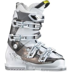 Salomon Idol 75 Ski Boots - Women's - 2012/2013 - may have tried these in purple and white.  no go
