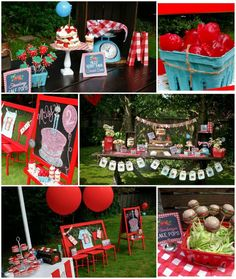 Berry Bash with So Many CUTE Ideas via Kara's Party Ideas | Kara'sPartyIdeas.com #SummerSoiree #PartyIdeas #Supplies #berrybash #strawberryparty