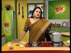 Alpana Habib's Recipe: Ilish (Hilsha) in pressure cooker - YouTube