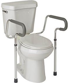 Toilet Seat Elevator with Handles | Handicap toilet and Toilet