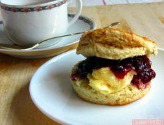 Creando Cupcakes: Scones ingleses