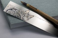 silverleaf cat bookmarks