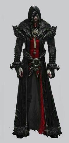 Human Oracle - Pathfinder PFRPG DND D&D d20 fantasy