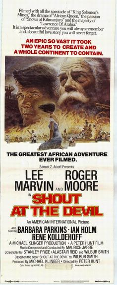100 Years of Movie Posters: Lee Marvin