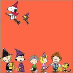 Charlie Brown - Snoopy & The Peanuts Gang - Halloween Charlie Brown Halloween, Great Pumpkin Charlie Brown, Peanuts Halloween, Charlie Brown And Snoopy, Holidays Halloween, Happy Halloween, Halloween Images, Snoopy Love, Snoopy And Woodstock