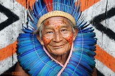 Prova de que a beleza vem em todas as cores.