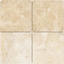 Torreon Tumbled - Travertine Collection by daltile