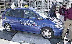 GM HydroGen Minivan