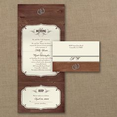 Send This Lucky Horseshoe Seal N Wedding Invitation So Everyone Can Join You At Your Western