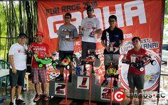 Adrian Wicaksono remporte la pluvieuse Graha Raya Fun Race