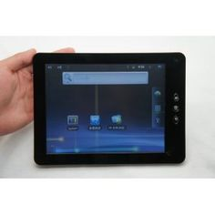 Android 2.3 Tablet PC With Samsung Chipset Cortex TM-A8 S5PV210 1.2GHz CPU 8 Inch / 4GB HDD/ 512MB DDR2/ Camera/ HDMI/ Black/ White (Personal Computers)  http://www.amazon.com/dp/B006LEDVX2/?tag=gadgetdemons-20  B006LEDVX2