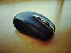 cordless computer mouse