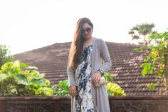 |Aayushi Bangur| Dress| St.Frock| Cardigan| Zara| Watch| GUESS| Sunglasses| Miu Miu| Shoes| Saint Laurent| Bag| DVF| India| Fashion| Blogger| Blog| Personal Style| Styledrive|