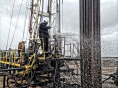 Wet Cold West Texas - Oilpro.com.      cold you say? Texas doesn't know what cold is. Come up to ND. I dare you