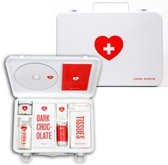 If It's Hip, It's Here: Love Hurts: A First Aid Kit For The Broken Heart