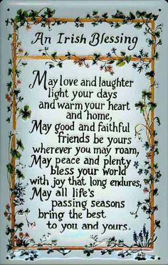 An Irish Blessing To Share blessings st patricks day happy st patricks day st patricks day quotes st patrick's day leprachaun irish blessings happy st patrick's day happy st patricks day quotes st patricks day wishes An Irish Blessing To Share Irish Prayer, Irish Blessing, Irish Birthday Blessing, Birthday Blessings, Birthday Wishes, Happy Birthday, St Paddys Day, St Patricks Day, Saint Patricks