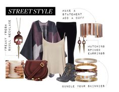 Freaky Fresh Color By Amber by eastlyn-megan on Polyvore featuring polyvore, fashion, style, WearAll, H&M, maurices and Chloé