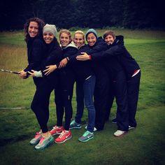 Team Bonding Photo by sydneyleroux • Instagram #USWNT